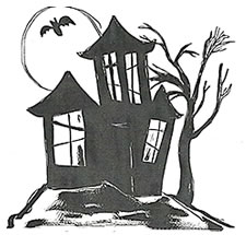 Haunted House by Sharon Kurland